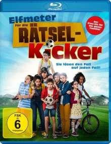 Elfmeter für die Rätsel-Kicker (Blu-ray), Blu-ray Disc