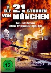 Die 21 Stunden von München, DVD