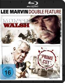 Lee Marvin Double Feature (Monte Walsh / Prime Cut) (Blu-ray), 2 Blu-ray Discs