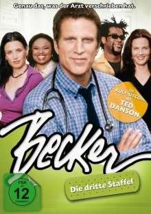 Becker Staffel 3, 3 DVDs