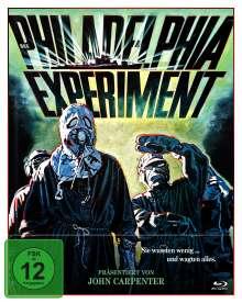 Das Philadelphia Experiment (Blu-ray & DVD im Mediabook), 1 Blu-ray Disc und 2 DVDs