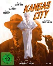 Kansas City (Blu-ray & DVD im Mediabook), 1 Blu-ray Disc und 1 DVD