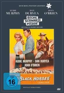 Sechs schwarze Pferde, DVD