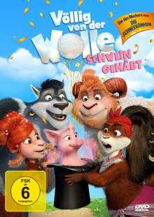 Völlig von der Wolle: Schwein gehabt!, DVD
