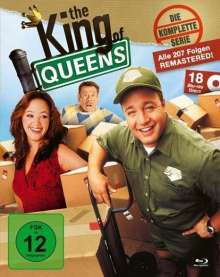 King Of Queens Season 1-9 (Komplette Serie) (Blu-ray), 18 Blu-ray Discs