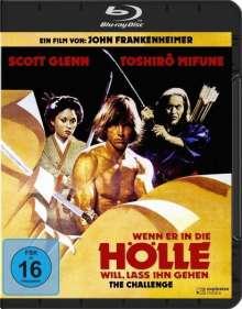 Wenn er in die Hölle will, lass ihn gehen (Blu-ray), Blu-ray Disc