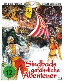 Sindbads gefährliche Abenteuer (Blu-ray), Blu-ray Disc