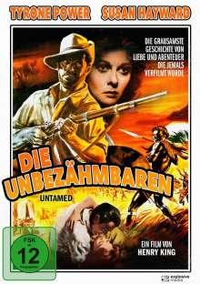 Die Unbezähmbaren, DVD