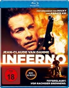 Inferno (1999) (Blu-ray), Blu-ray Disc