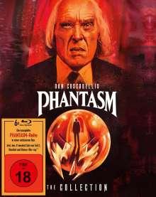 Phantasm - The Collection (Blu-ray im Collectionbook mit Schuber), 6 Blu-ray Discs