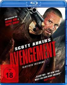 Avengement (Blu-ray), Blu-ray Disc