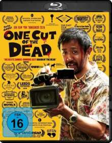 One Cut of the Dead (Blu-ray), Blu-ray Disc
