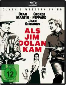 Als Jim Dolan kam (Blu-ray), Blu-ray Disc