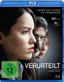 Verurteilt - Jeder hat etwas zu verbergen (Blu-ray), Blu-ray Disc