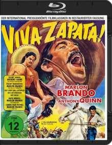 Viva Zapata! (Blu-ray), Blu-ray Disc