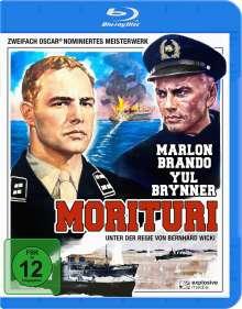 Morituri (1965) (Blu-ray), Blu-ray Disc