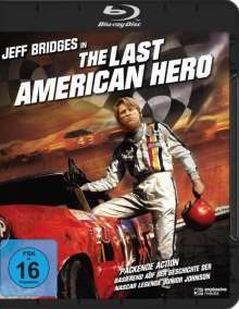 The Last American Hero (Blu-ray), Blu-ray Disc