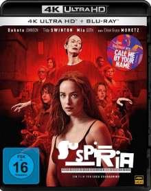 Suspiria (2018) (Ultra HD Blu-ray & Blu-ray), Ultra HD Blu-ray