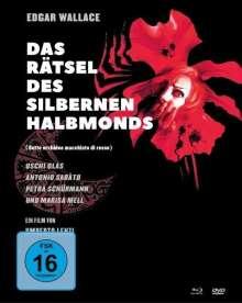 Das Rätsel des silbernen Halbmonds (Blu-ray & DVD im Mediabook), Blu-ray Disc