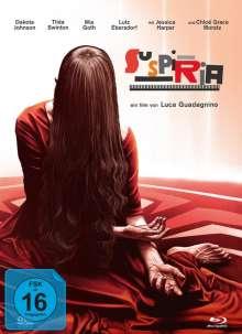 Suspiria (2018) (Blu-ray & DVD im Mediabook), Blu-ray Disc
