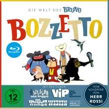 Die Welt des Bruno Bozzetto (Blu-ray), 3 Blu-ray Discs
