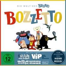 Die Welt des Bruno Bozzetto, 4 DVDs