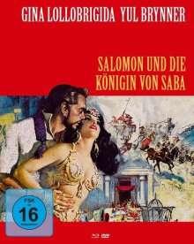 Salomon und die Königin von Saba (Blu-ray & DVD im Mediabook), 2 Blu-ray Discs