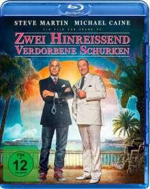 Zwei hinreissend verdorbene Schurken (Blu-ray), Blu-ray Disc