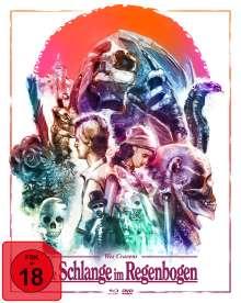 Die Schlange im Regenbogen (Blu-ray & DVD im Mediabook), 3 Blu-ray Discs