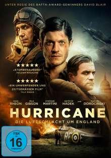 Hurricane (2018), DVD