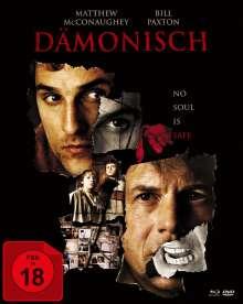 Dämonisch (Blu-ray & DVD im Mediabook), Blu-ray Disc