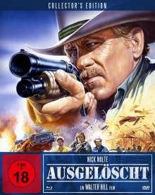 Ausgelöscht (Blu-ray & DVD im Mediabook), Blu-ray Disc