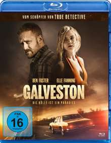 Galveston (Blu-ray), Blu-ray Disc
