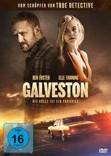 Galveston, DVD