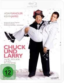 Chuck und Larry - Wie Feuer und Flamme (Blu-ray), Blu-ray Disc