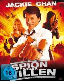 Spion wider Willen (Blu-ray im Mediabook), 2 Blu-ray Discs