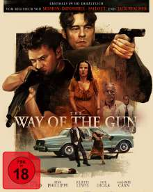 The Way of the Gun (Blu-ray & DVD im Mediabook), Blu-ray Disc
