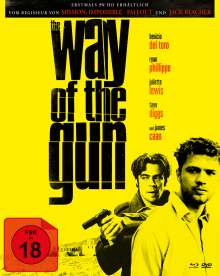 The Way of the Gun (Blu-ray & DVD im Mediabook), 1 Blu-ray Disc und 1 DVD