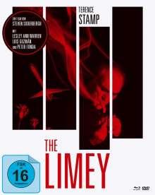 The Limey (Blu-ray & DVD im Mediabook), 2 Blu-ray Discs