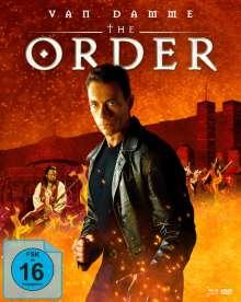 The Order (Blu-ray & DVD im Mediabook), 1 Blu-ray Disc und 1 DVD