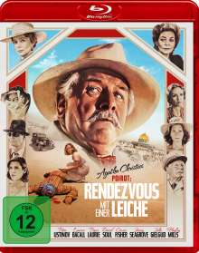 Rendezvous mit einer Leiche (Blu-ray), Blu-ray Disc