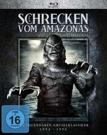Der Schrecken vom Amazonas - Die Trilogie (Blu-ray), 3 Blu-ray Discs