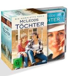 McLeods Töchter (Komplette Serie), 59 DVDs