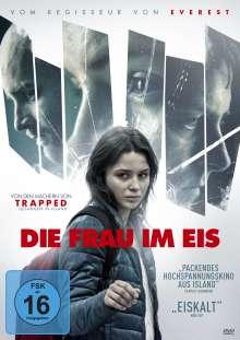 Die Frau im Eis, DVD