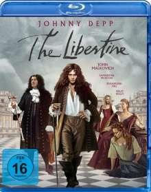 The Libertine (Blu-ray), Blu-ray Disc