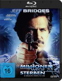 8 Millionen Wege zu Sterben (Blu-ray), Blu-ray Disc