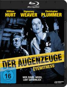 Der Augenzeuge (Blu-ray), Blu-ray Disc