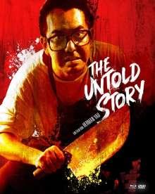 The Untold Story (Blu-ray & DVD im Mediabook), 3 Blu-ray Discs