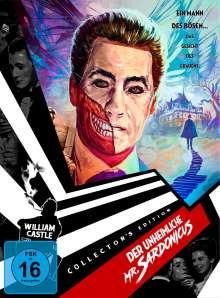 Der unheimliche Mr. Sardonicus (Blu-ray & DVD im Digipack), 2 Blu-ray Discs