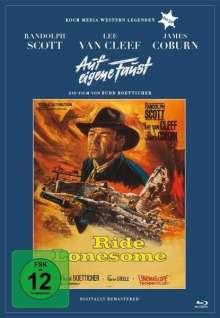 Auf eigene Faust (Blu-ray), Blu-ray Disc